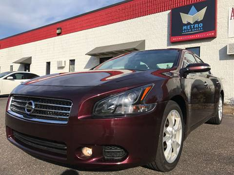 2014 Nissan Maxima for sale in Blaine, MN