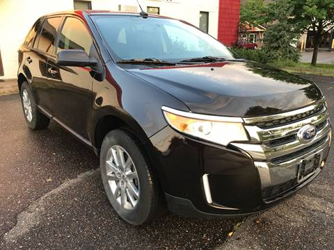 2014 Ford Edge for sale at METRO AUTO SALES LLC in Blaine MN