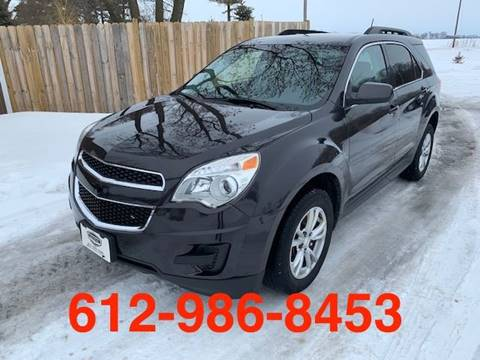 2016 Chevrolet Equinox for sale in Blaine, MN