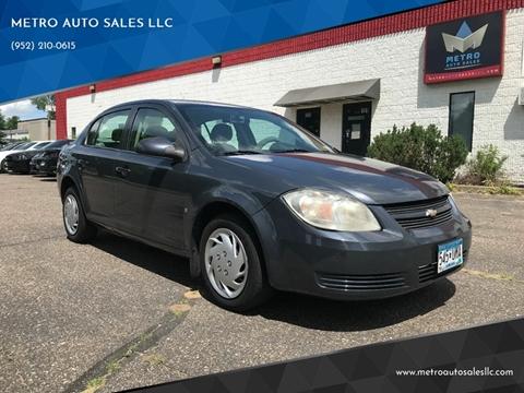 2008 Chevrolet Cobalt for sale at METRO AUTO SALES LLC in Blaine MN