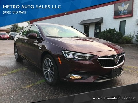 2018 Buick Regal Sportback for sale in Blaine, MN
