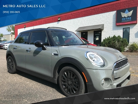 2016 MINI Hardtop 4 Door for sale in Blaine, MN