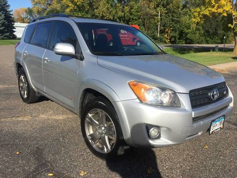 2011 Toyota RAV4 for sale at METRO AUTO SALES LLC in Blaine MN