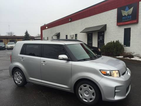 2011 Scion xB for sale at METRO AUTO SALES LLC in Blaine MN