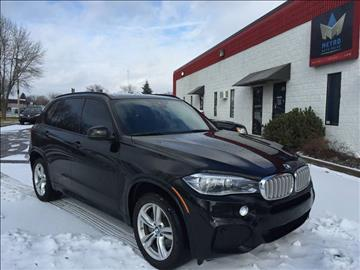 2014 BMW X5 for sale at METRO AUTO SALES LLC in Blaine MN