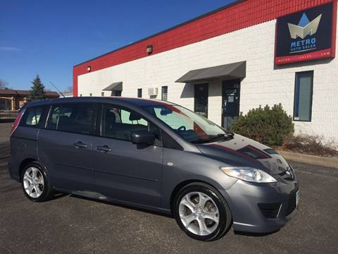 2009 Mazda MAZDA5 for sale at METRO AUTO SALES LLC in Blaine MN