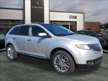 2013 Lincoln MKX for sale in Southfield, MI
