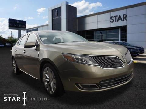 2013 Lincoln MKS for sale in Southfield, MI