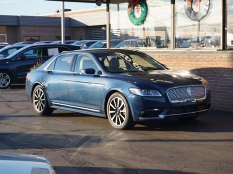 Used Lincoln Continental For Sale In Michigan Carsforsale Com