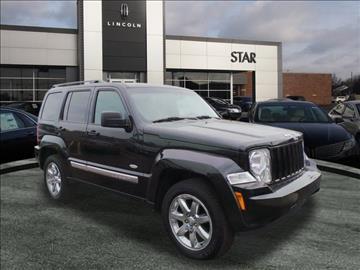 2012 Jeep Liberty for sale in Southfield, MI