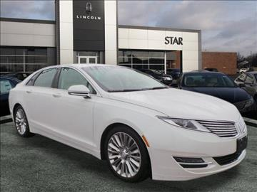 2013 Lincoln MKZ for sale in Southfield, MI