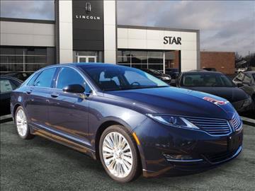 2013 Lincoln MKZ for sale in Southfield, MI