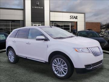 2015 Lincoln MKX for sale in Southfield, MI