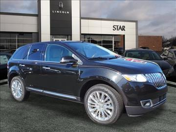 2014 Lincoln MKX for sale in Southfield, MI