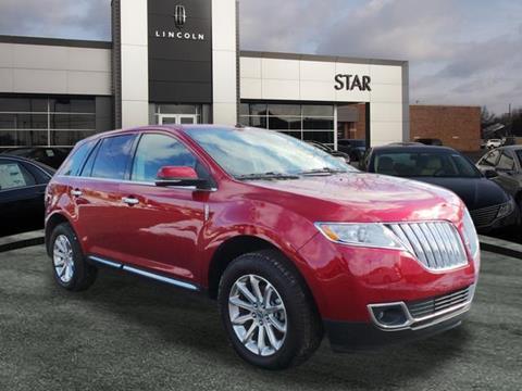 2015 Lincoln MKX for sale in Southfield, MI