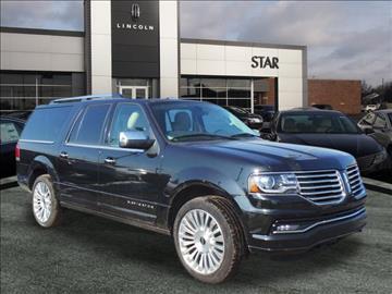 2015 Lincoln Navigator L for sale in Southfield, MI