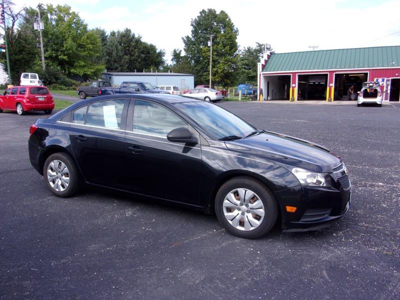 2012 Chevrolet Cruze For Sale At Birmingham Automotive In Birmingham OH