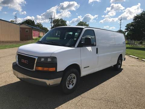2003 GMC Savana Cargo for sale in Canton, OH
