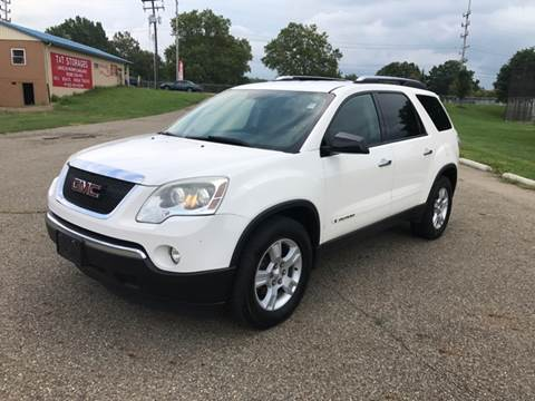2007 GMC Acadia for sale in Canton, OH