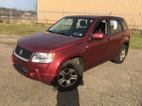 2007 Suzuki Grand Vitara for sale in Canton, OH