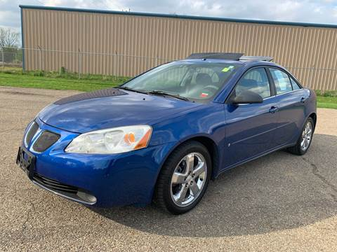 Pontiac G6 For Sale >> Pontiac G6 For Sale In Canton Oh Motors For Less