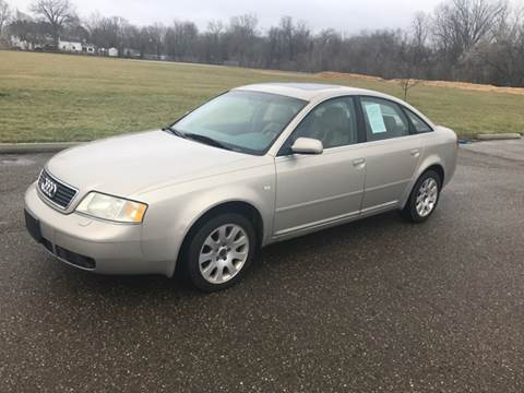 2001 Audi A6 for sale in Canton, OH