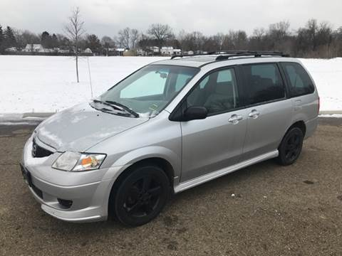 2003 Mazda MPV for sale in Canton, OH
