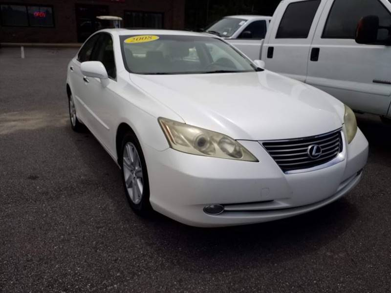 2008 Lexus ES 350 4dr Sedan   Mobile AL