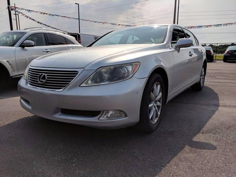 2007 Lexus LS 460 L 4dr Sedan   Mobile AL