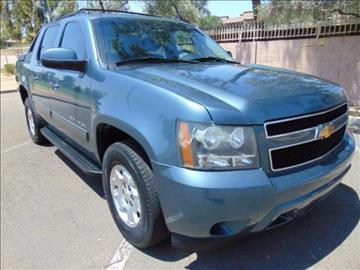 2011 Chevrolet Avalanche for sale in Apache Junction, AZ