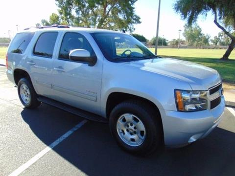 2013 Chevrolet Tahoe for sale in Apache Junction, AZ