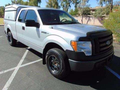 2011 Ford F-150 for sale in Apache Junction, AZ