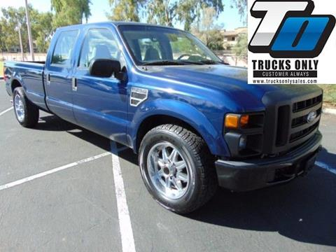 2008 Ford F-250 Super Duty for sale in Apache Junction, AZ