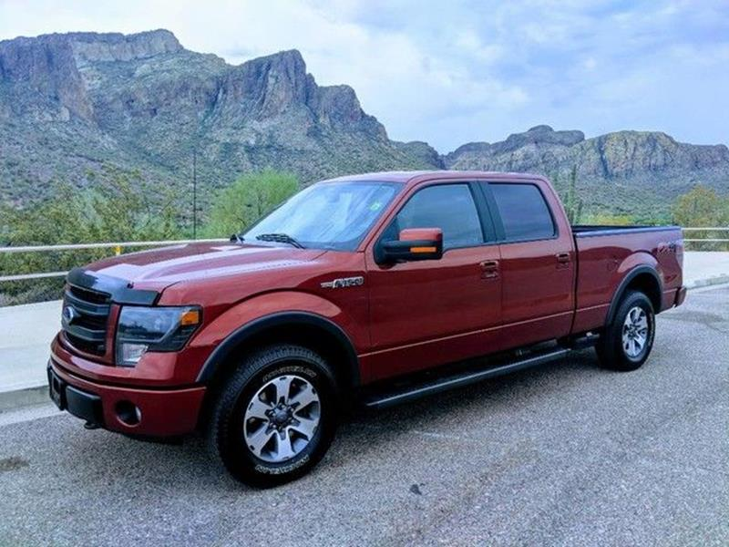 Ford F-150 2014 FX4