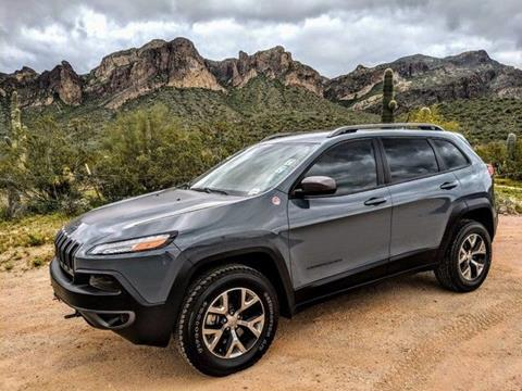 2015 Jeep Cherokee for sale in Apache Junction, AZ