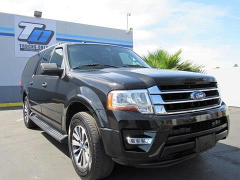 2015 Ford Expedition EL for sale in Apache Junction, AZ
