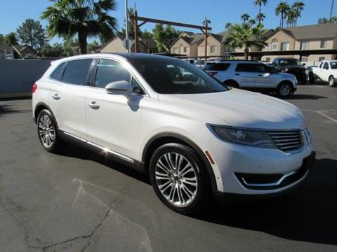 2016 Lincoln MKX for sale in Apache Junction, AZ