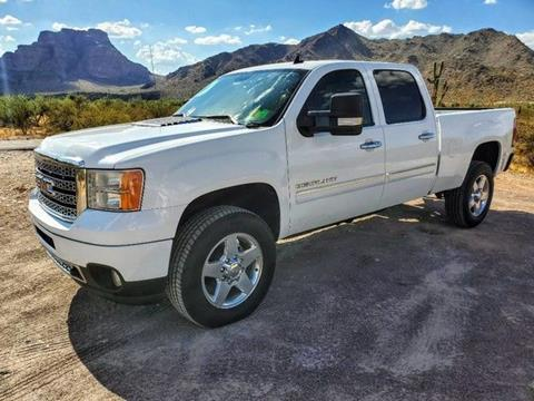 2012 GMC Sierra 2500HD for sale in Apache Junction, AZ