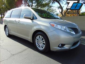 2015 Toyota Sienna for sale in Apache Junction, AZ