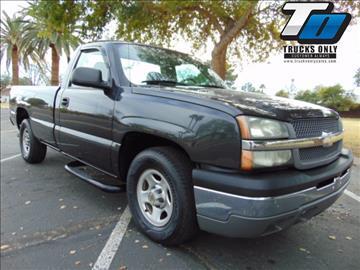 2004 Chevrolet Silverado 1500 for sale in Apache Junction, AZ