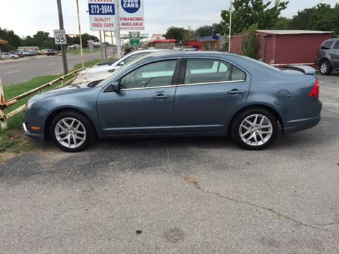 2012 Ford Fusion for sale in Shawnee, OK