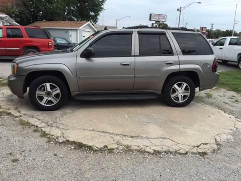 2008 Chevrolet TrailBlazer for sale in Shawnee, OK