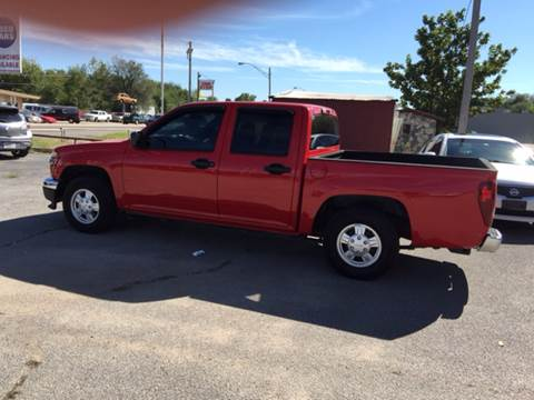 2006 GMC Canyon for sale in Shawnee, OK