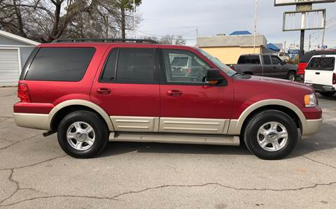 2005 ford explorer eddie bauer red