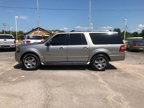 2008 Ford Expedition EL for sale in Shawnee, OK