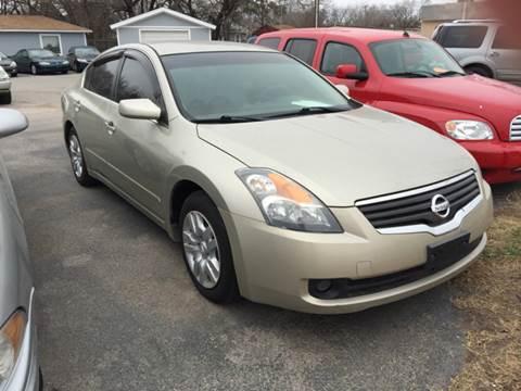 2009 Nissan Altima for sale in Shawnee, OK