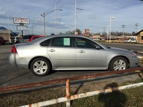 2011 Chevrolet Impala for sale in Shawnee, OK