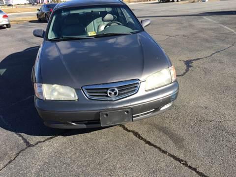 2001 Mazda 626 for sale in Fredericksburg, VA