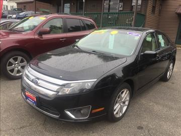 2010 Ford Fusion for sale in Cheshire, MA