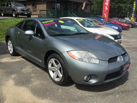 2007 Mitsubishi Eclipse for sale in Cheshire MA